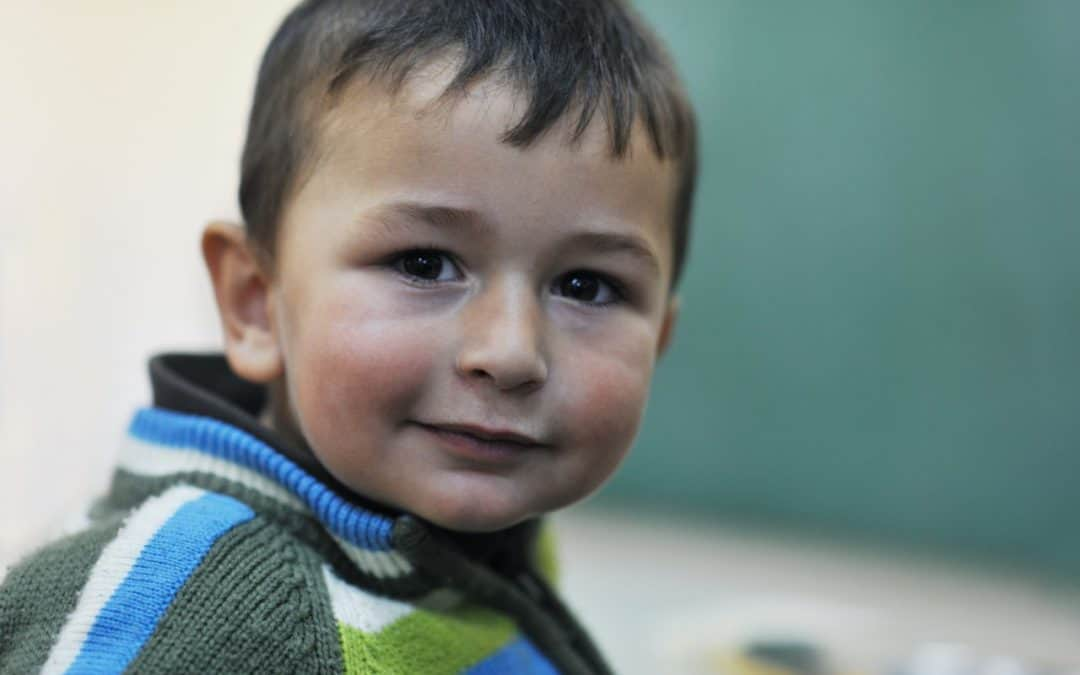 Giving To Children's Charities